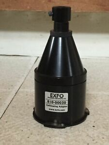Exfo X cite 810 00030 Fluorescence Collimating Adapter Nikon Eclipse Olympus