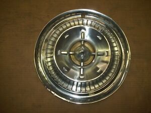 1959 59 Buick Hubcap Rim Wheel Cover Hub Cap 15 Oem Used A1 Spinner