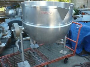 Groen Tilting 80 Gallon Steam Jacketed Kettle