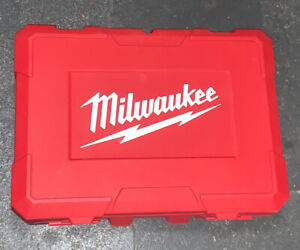 Milwaukee 5317 21 1 9 16 Inch Sds Max Rotary Hammer Hard Tool Case Only New