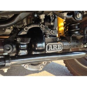 Arb 0750005b Differential Cover Front For 2002 2007 Jeep Liberty