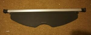 2008 2014 Nissan Rogue Rear Cargo Cover Tonneau Cover Genuine Black