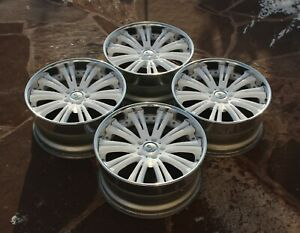 Jdm 3piece Riverside Trafficstar Sfr 19 Inch 9j Et 25 Wheels Set Orden Bugel Lxz