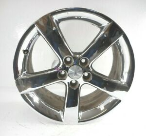 06 07 08 09 10 Pontiac Solstice 18x8 Aluminum Wheel Rim 5 Spoke Oem Chrome Pd5