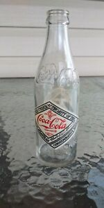 Vintage Coca Cola 75th Anniversary Bottle 1903-1978 Rockwood  TN.-LOOK!!!@@@