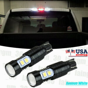2x 912 921 Ultra Bright Led Cargo Area Trunk Light For Dodge Ram 1500 2500 3500