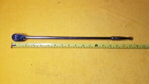 Snap On Tools Fll80 3 8 Dr 80 Tooth Extra Long 17 1 2 Ratchet