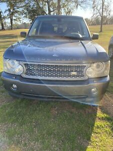 06 09 Range Rover Supercharged Complete Front End Clip Swap Conversion Facelift