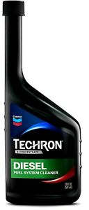 Chevron Techron D Concentrate Diesel Fuel System injector Cleaner 20 Oz 1pc