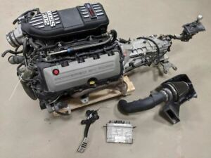 2012 Mustang 5 0 Coyote Engine Liftout Manual Mt62 Trans 62k Miles Boss Intake