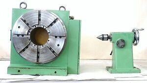 Matsumoto 4th Axis Rotary Table Model Mdb 322
