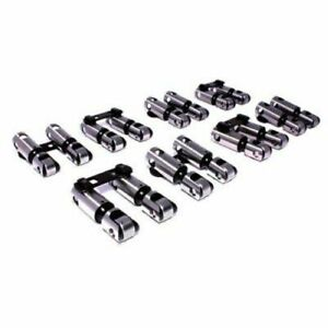 Comp Cams 871 16 Endure x Solid Roller Lifters For Chevrolet V8 265 400 New