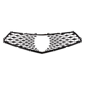 Ac1201100c New Replacement Front Upper Grille Insert Fits 2018 2020 Acura Tlx