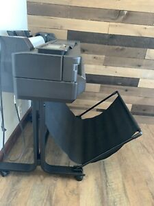 Hp Designjet T120 24 Inch Printer Large Format Includes Stand And Foldout Tray