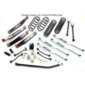 Pro Comp K3087b 4 Stage Ii Short Arm Lift Kit With Front Rear Es9000 Shocks New