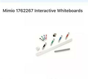 New In Factory Box Mimio 1762267 Interactive Whiteboards