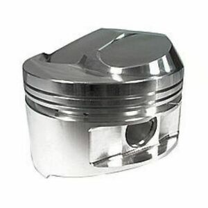 Je Pistons 182058 350 400 Small Block Dome Top Pistons Forged 4 125 Inch Bore