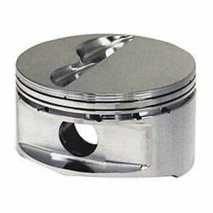 Je Pistons 181916 350 400 Standard Flat Top Piston For Small Block Chevy New