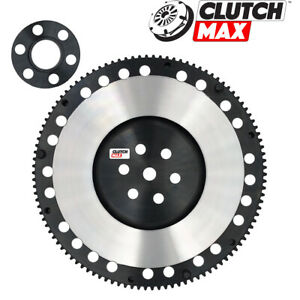Hd Chromoly Solid Clutch Flywheel For 1997 2008 Hyundai Tiburon 1 8l 2 0l