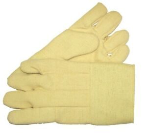 Made With Kevlar High Heat Resistant Gloves Furnace 14 Pair Melting Welding