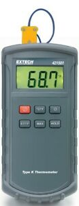Extech 421501 Type K Digital Thermometer