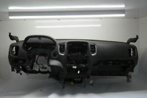 11 13 Dodge Durango Dash Panel Black