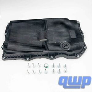 Transmission Oil Pan W Filter For 13 17 Dodge Durango Jeep Grand Cherokee 3 6l