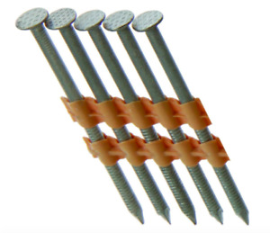 Grip Rite 21 Degree Galvanized Collated Framing Nails 3 X 120 In 1000 Pack Nail