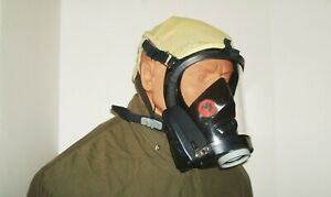 Titan Scba Twenty 20 respirator Facepiece commcommand Voice Amplification System
