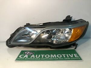 2013 2014 2015 Acura Rdx Headlight Left Lh Driver Halogen Oem B79