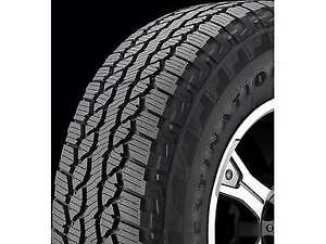 1 New P265 70r16 Firestone Destination A t2 Tire 265 70 16 2657016