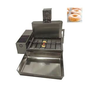 6 Rows Commercial Heavy Duty Electric Automatic Mini Donut Machine Maker Fryer
