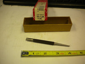 Starrett 117a 4 x5 64 Center Punch Edp 50483