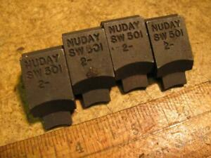 Ford Tractor Nuday Sw501 2 Puller Parts X4 Dealer Service Tool