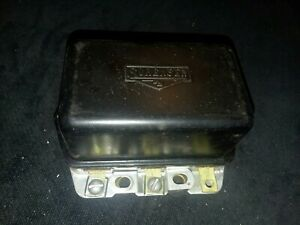 Tn 011 Standard Vr 322 Voltage Regulator Vintage Automotive Box General Motors