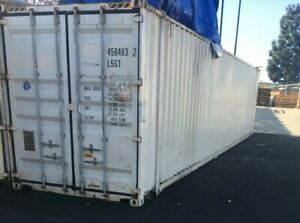 45 High Cube Shipping Container Storage Long Beach Los Angeles San Diego