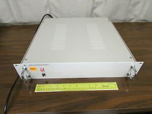 Applied Kilovolts High Voltage Power Supply 8008 Lens Power Supply Rack Mount