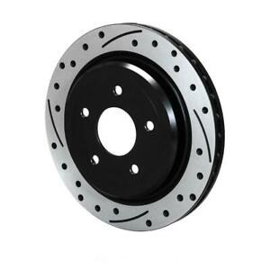 Wilwood 160 14041 bk Srp Drilled Performance Rotor Hat