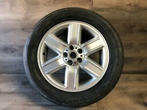 Range Rover Hse Oem L322 Wheel Rim And Tire 255 55 19 Inch 19 2003 2004 2005