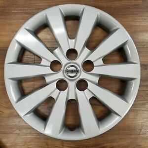 Brand New Nissan Style Fits 2013 14 15 16 17 18 19 Sentra Wheel Cover 10 Spoke