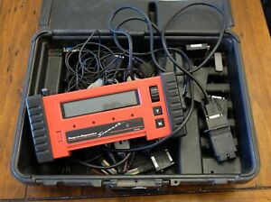 Snap on Mt2500 Bare Scanner No Cartridges Other Accs