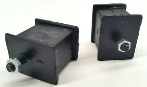 Motor Engine Mount Pair 2pc 11223 h1000 Fit Datsun Nissan Sunny 1200 B110 120y
