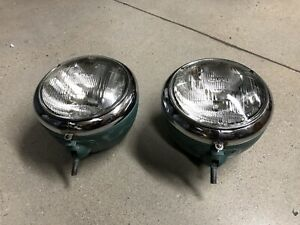 1932 Ford Hot Rod Rat Rod Headlight Pair Nice Used Condition