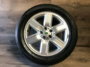 Range Rover Hse Oem L322 Wheel Rim And Tire 255 55 19 Inch 19 2003 2004 2005 5
