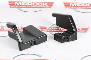C4 Corvette Power Seat Track Trim Covers 84 96