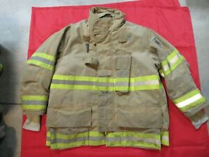 Mfg 2010 Fire dex 48 X 32 Turnout Gear Firefighter Bunker Jacket Rescue Fire