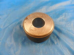 7200 Class X Master Plain Bore Ring Gage 7188 0012 Oversize 23 32 18 288 Mm