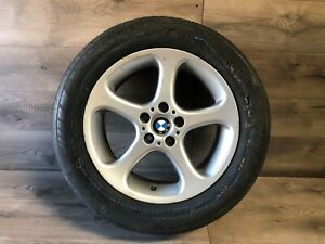 Bmw Oem E53 X5 Wheel Rim And Tire 255 55 18 Inch 18 2000 2006 1