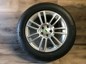 Range Rover Hse Oem Wheel Rim And Tire 255 55 19 Inch 19 19x8 2009 2012