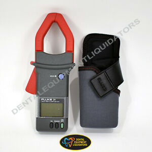 Electrical Voltage Reader Fluke 31 Fc True rms Ac dc Clamp Meter